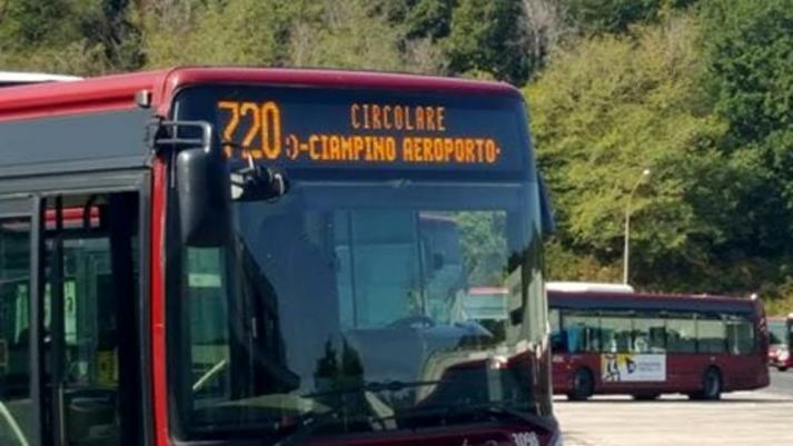 Roma Con La Linea Bus 720 Da Aeroporto Ciampino A Roma