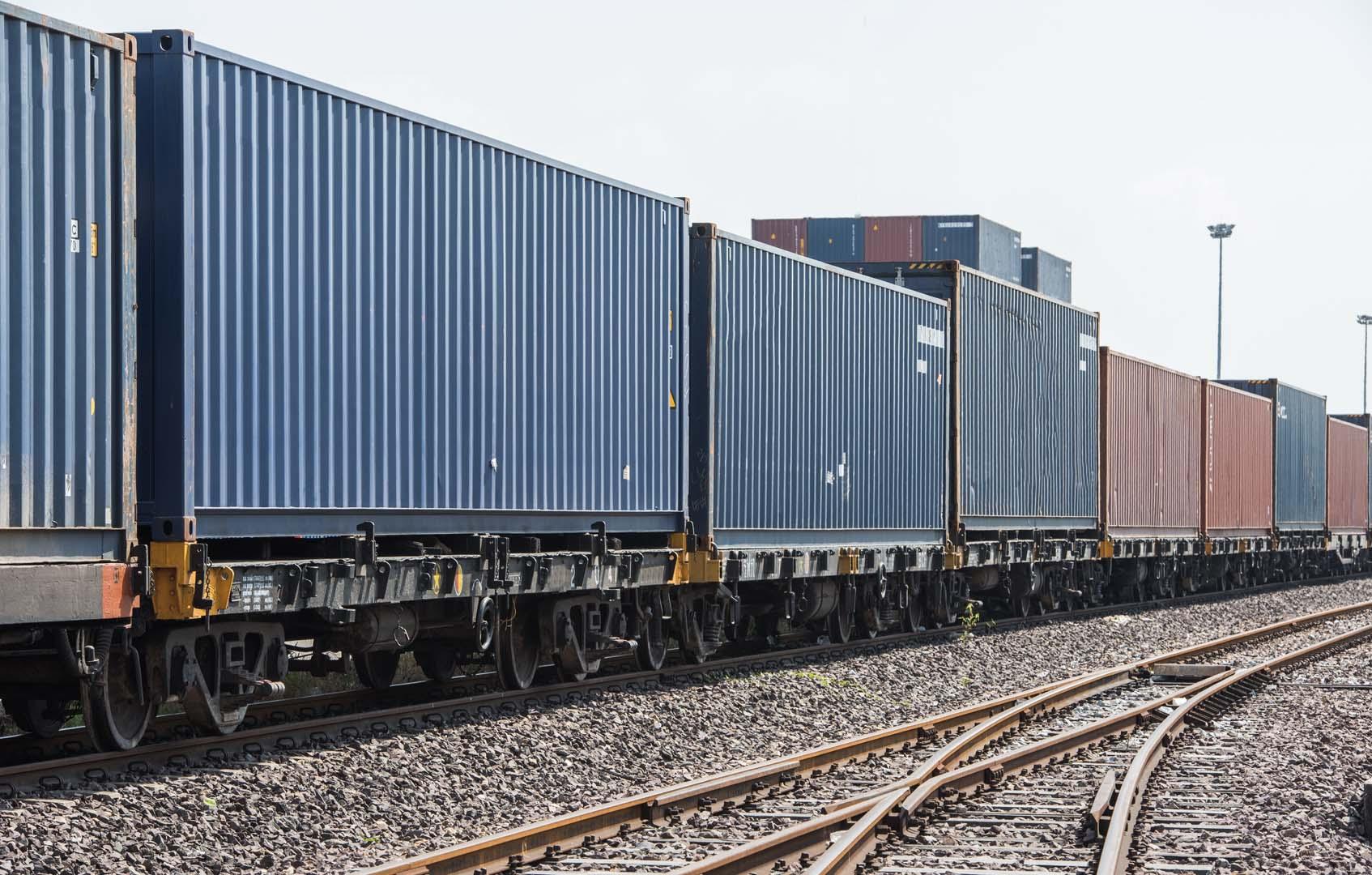 Logistica: parte un nuovo servizio di treni merci Cina-Europa -  Trasporti-Italia.com