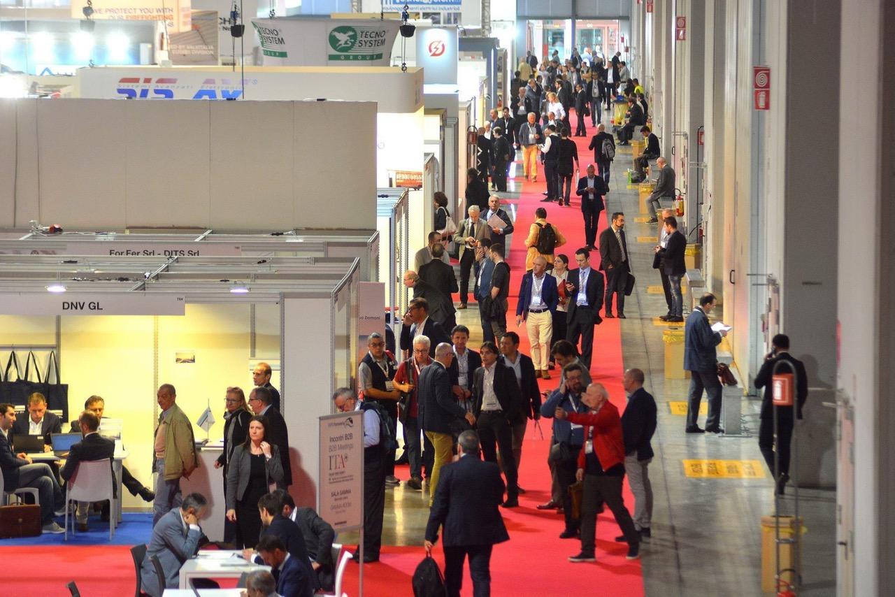 Expo ferroviaria 2017 si chiude a milano con 7900 for Expo milano 2017