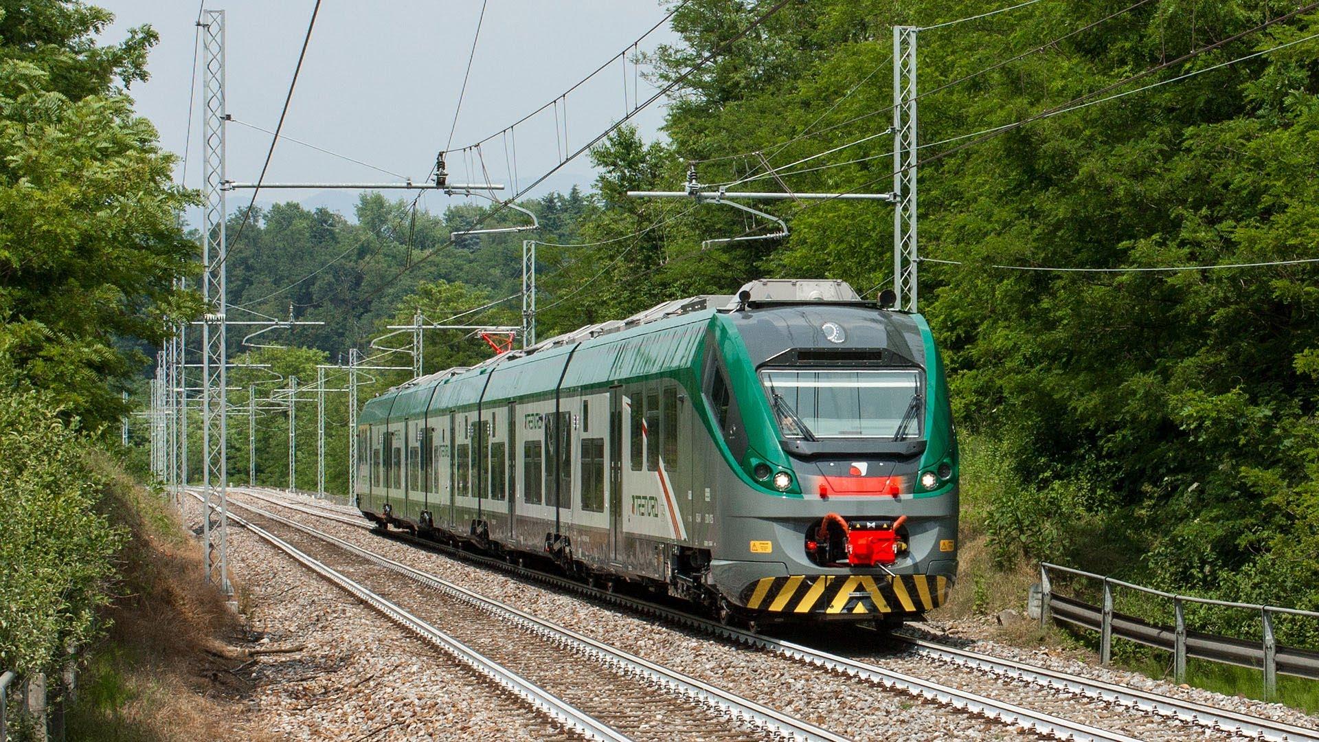 Milano trenord otto partenze all 39 ora per l 39 aeroporto di - Trenord porta garibaldi ...